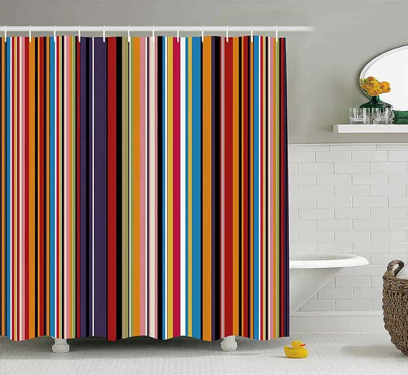 82 Cool & Funny Shower Curtains For an Unique Bathroom