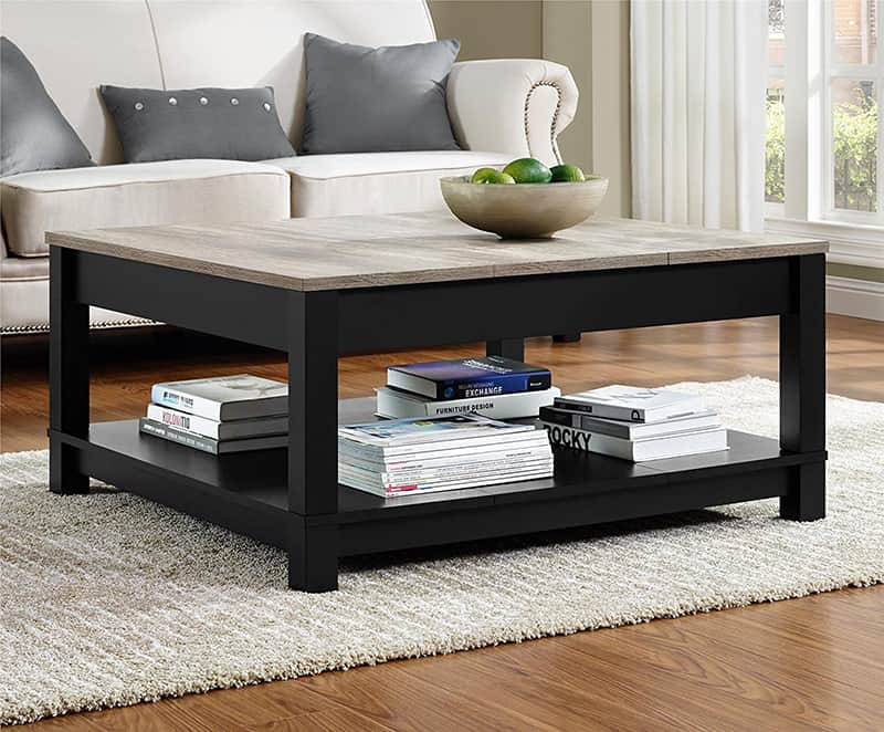 Ameriwood coffee table