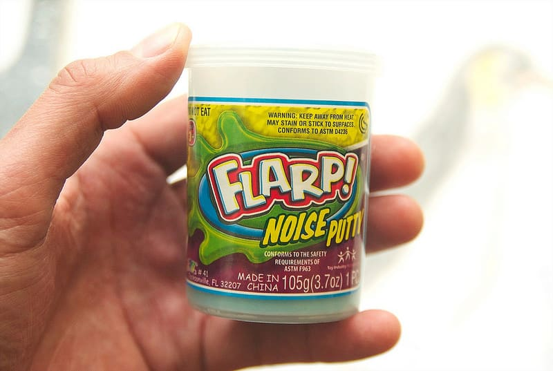 Flarp Noise Putty