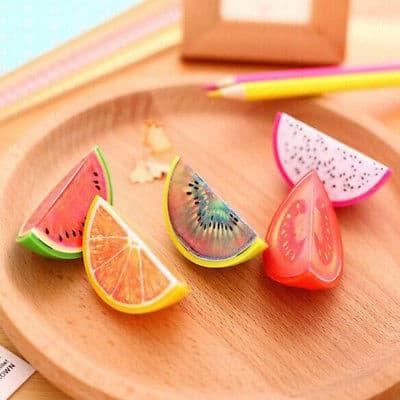 Fruit sharpener