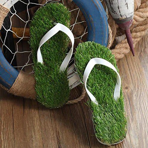 Grass Flip Flop
