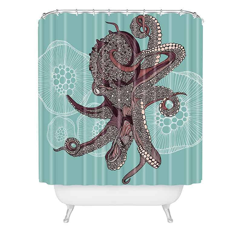 Octopus Bloom Shower