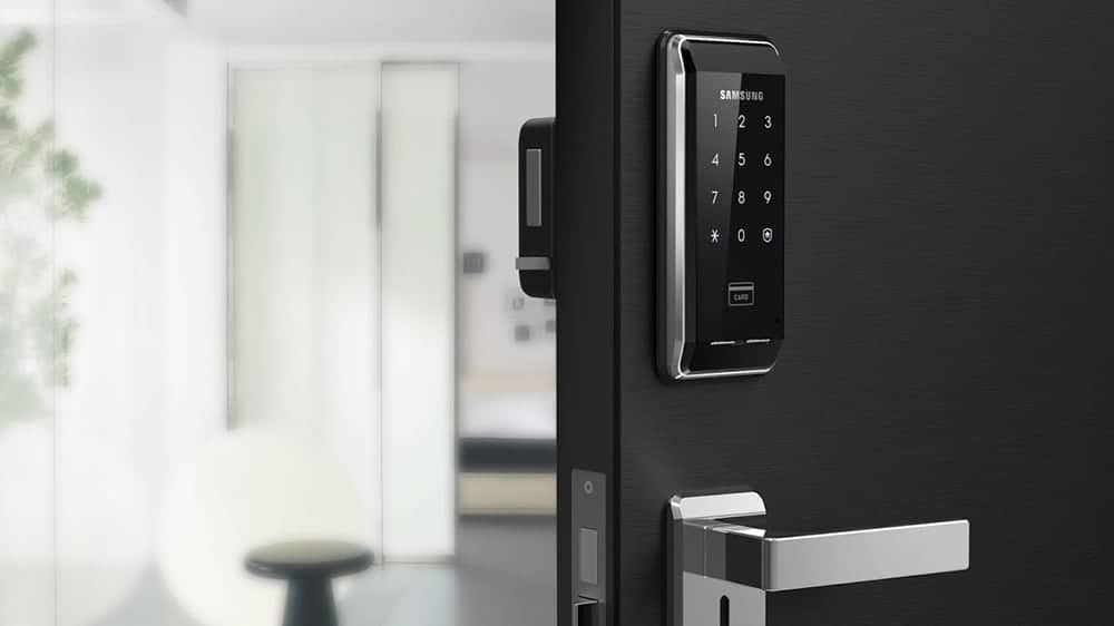 Samsung Smart Door Lock