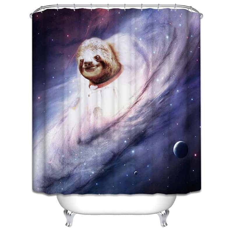 82 Cool & Funny Shower Curtains For an Unique Bathroom [2019]