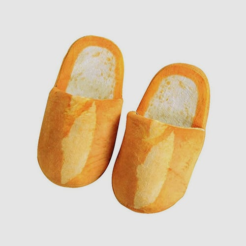 French Baguette Slippers