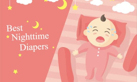 7 Best Nighttime Diapers That Mommies Should Own for their cutie-patootie