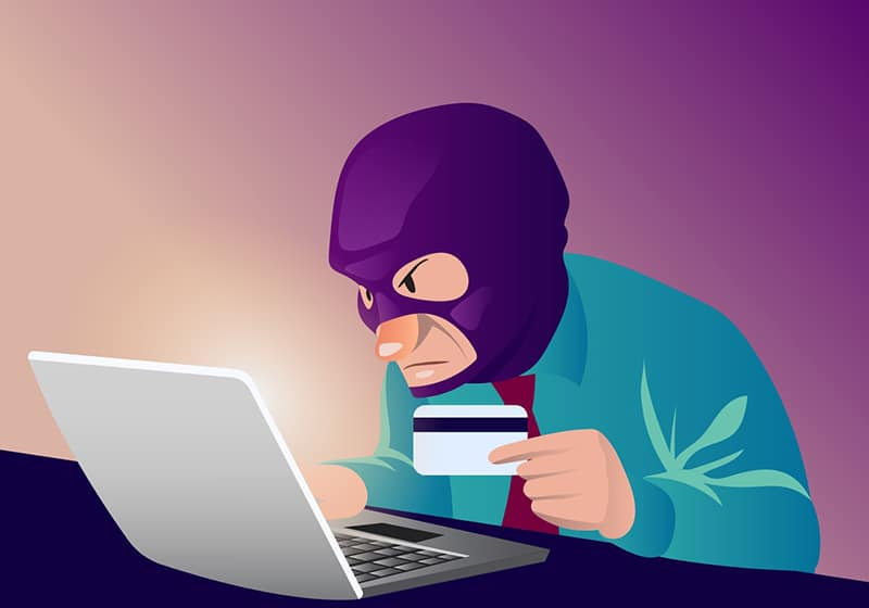 identity theft hacker stealing cards v2
