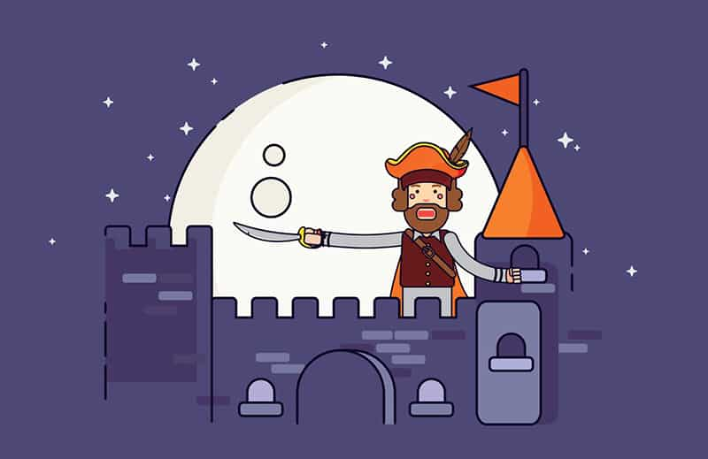 turn your browser into a fortress