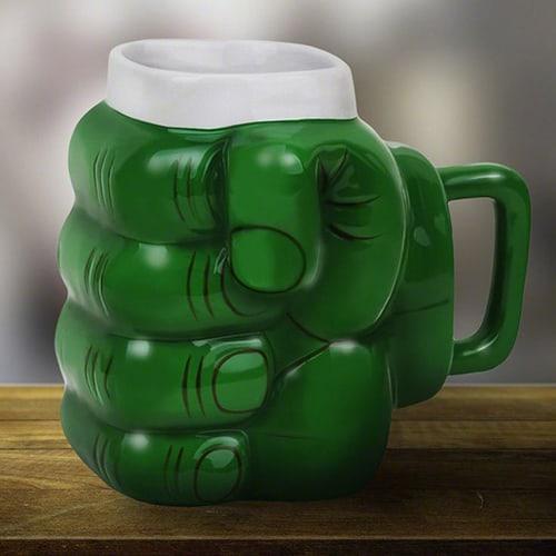 Don't Make Me Angry Mug