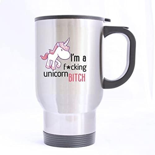I'm a f*cking unicorn bitch mug