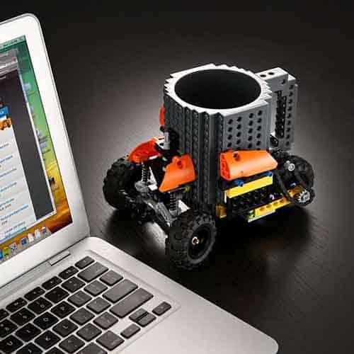 Lego Built-On Brick Mug