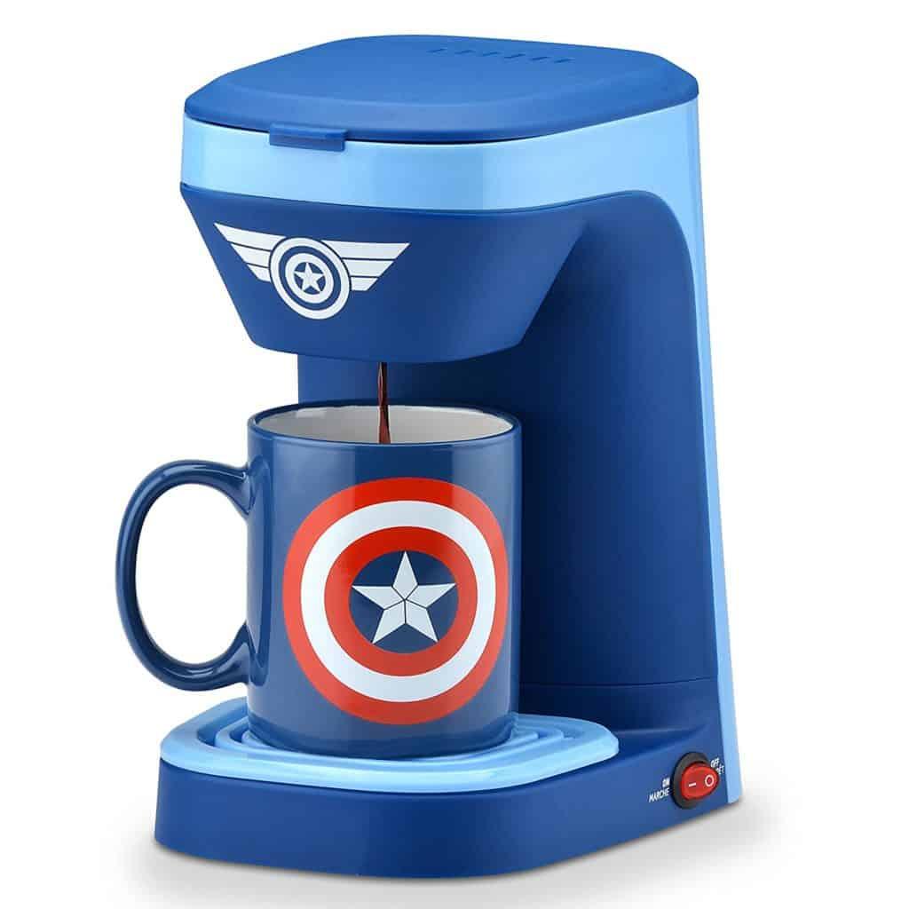 Marvel Captain America Coffee maker