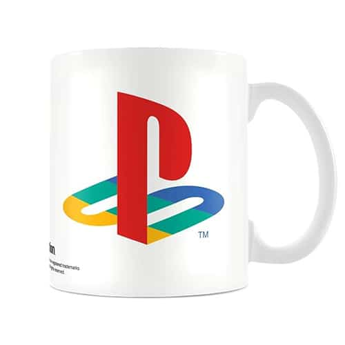Official Sony PlayStation mug