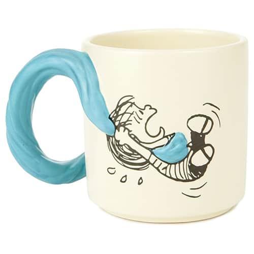 Peanuts Linus and Snoopy Mug