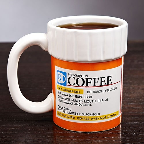 The prescription mug - unique mug