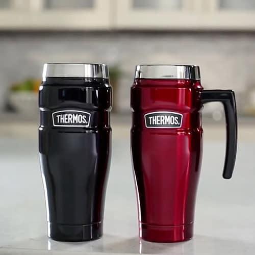 Thermos stainless travel mug