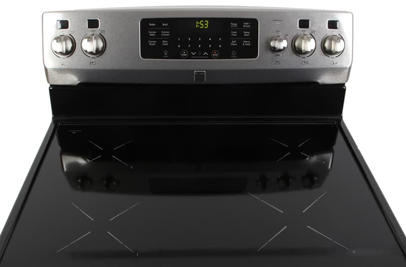 Kenmore Elite 95073 - Best induction Oven