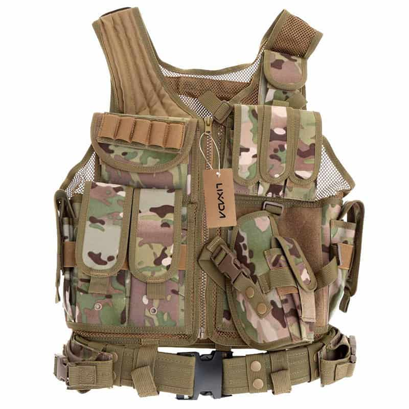 Lixada tactical vest
