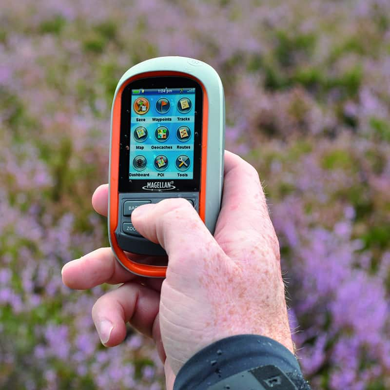 Magellan eXplorist GC waterproof GPS