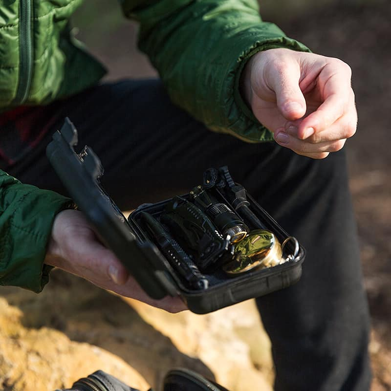 Professional survival kit