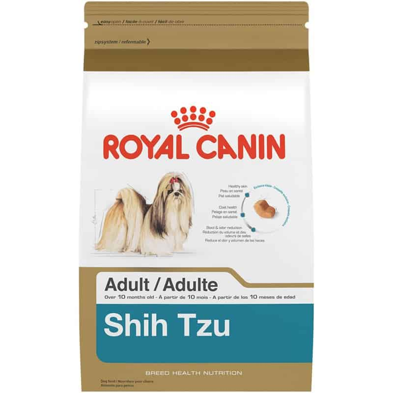 Best dog food for Shih Tzu