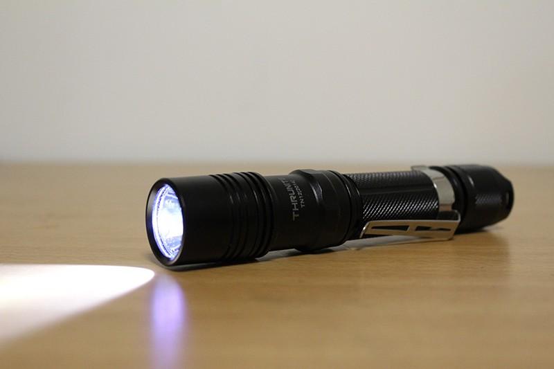 best 18650 flashlight - ThruNite TN12
