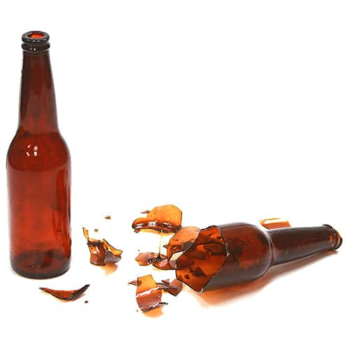 Breakable Beer Bottles