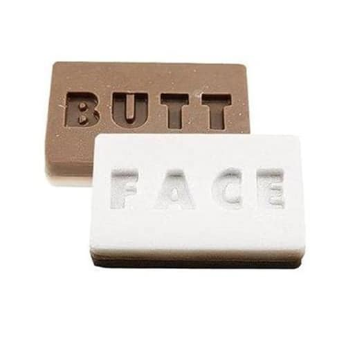 Butt and Face Soap Bar - Funny Gifts for Friends Amazon