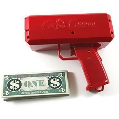Cash Money Gun