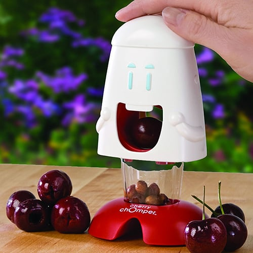 The Cherry Chomper Pitter