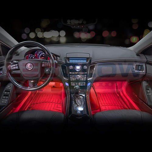7 Colour Interior Kit – Car Accessories for Guys