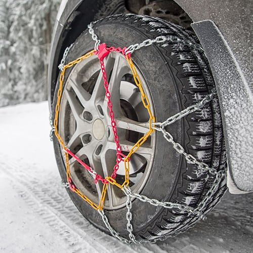 Anti-snow Tire Chains