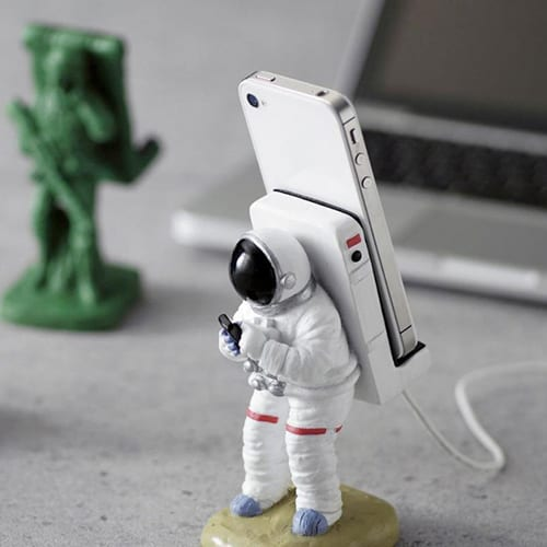 Astronaut Phone Holder - Gifts for Young Men