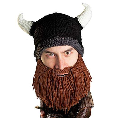 Barbarian Looter Beard Hat