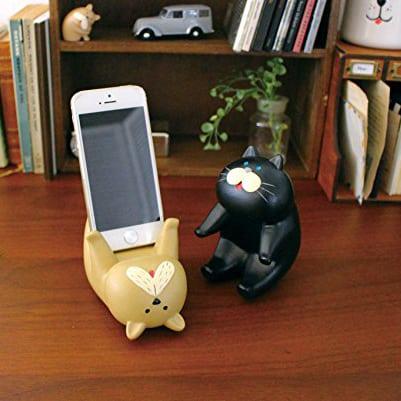 Cat Smartphone Stand