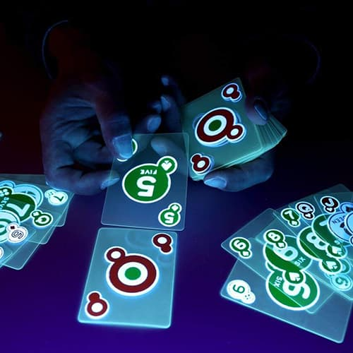 Glow In The Dark Playing Cards - Cool Gifts on Amazon for Guys