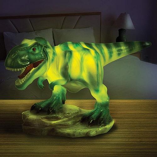 Glowing Dinosaur Night Light