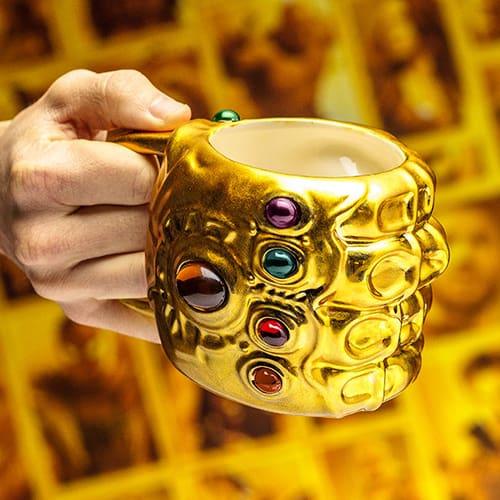 Infinity Gauntlet Coffee Mug