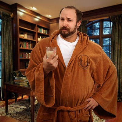 Jedi Bath Robes - Amazon Gifts for Brother