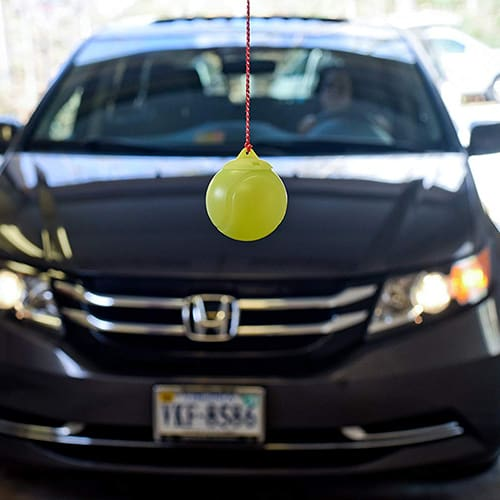 Light Up LED Parking Ball – Best Car Accessories to Buy