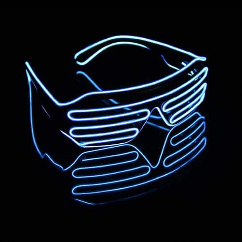 Light Up Shutter Glasses