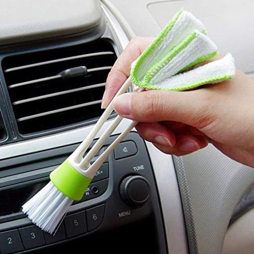 Mini Duster for Air Vents – Fun Car Accessories