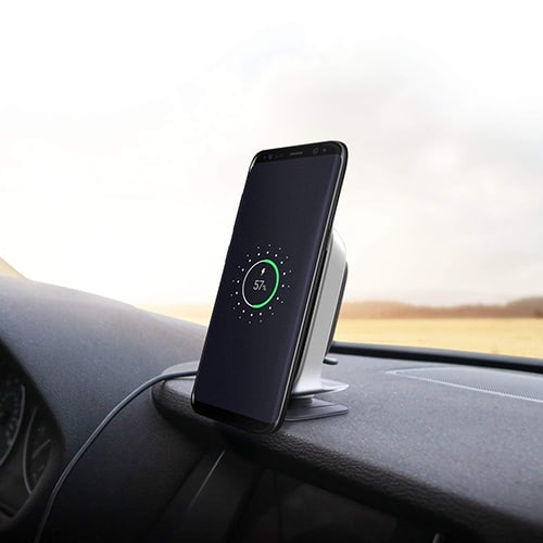 Qi Wireless Car Mount