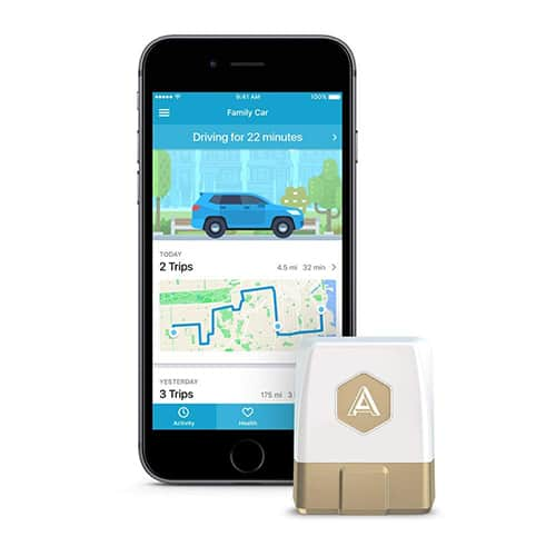 Smart Wireless Car Tracker