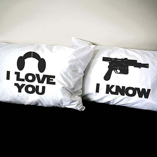 Star Wars Love Pillows