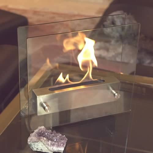 Tabletop Fireplace