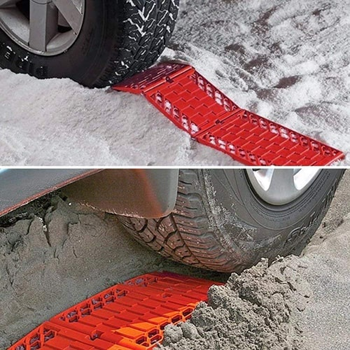 Tire Traction Mats