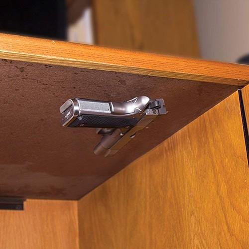 Under the Desk Gun Holster