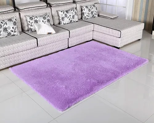 An Ultra Soft Rug For Your Room