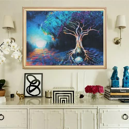 Ebay 5D Diy Diamond Embroidery Posters